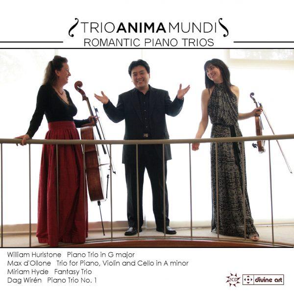 Trio Anima Mundi - Romantic Piano Trios