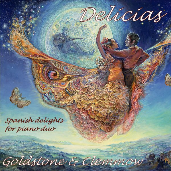 Delicias - Spanish Delights for Piano Duo