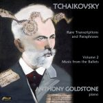 Tchaikovsky Rare Transcriptions and Paraphrases, vol. 2