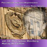 Russian Piano Music, vol. 10 - Weinberg II