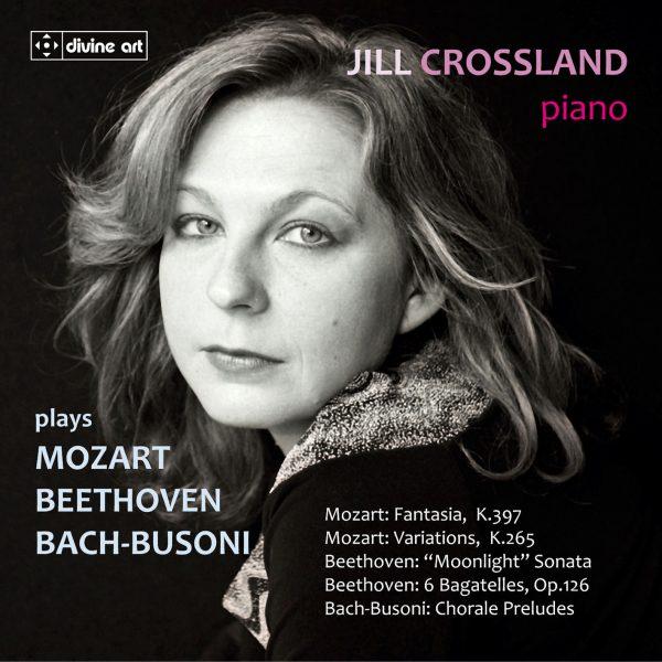 Mozart, Beethoven, Bach-Busoni piano works