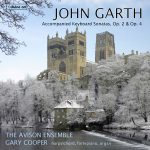John Garth - Accompanied Keyboard Sonatas,Op. 2 & Op. 4