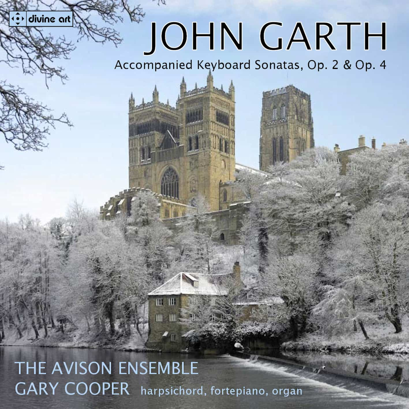 John Garth - Accompanied Keyboard Sonatas,Op. 2 & Op. 4