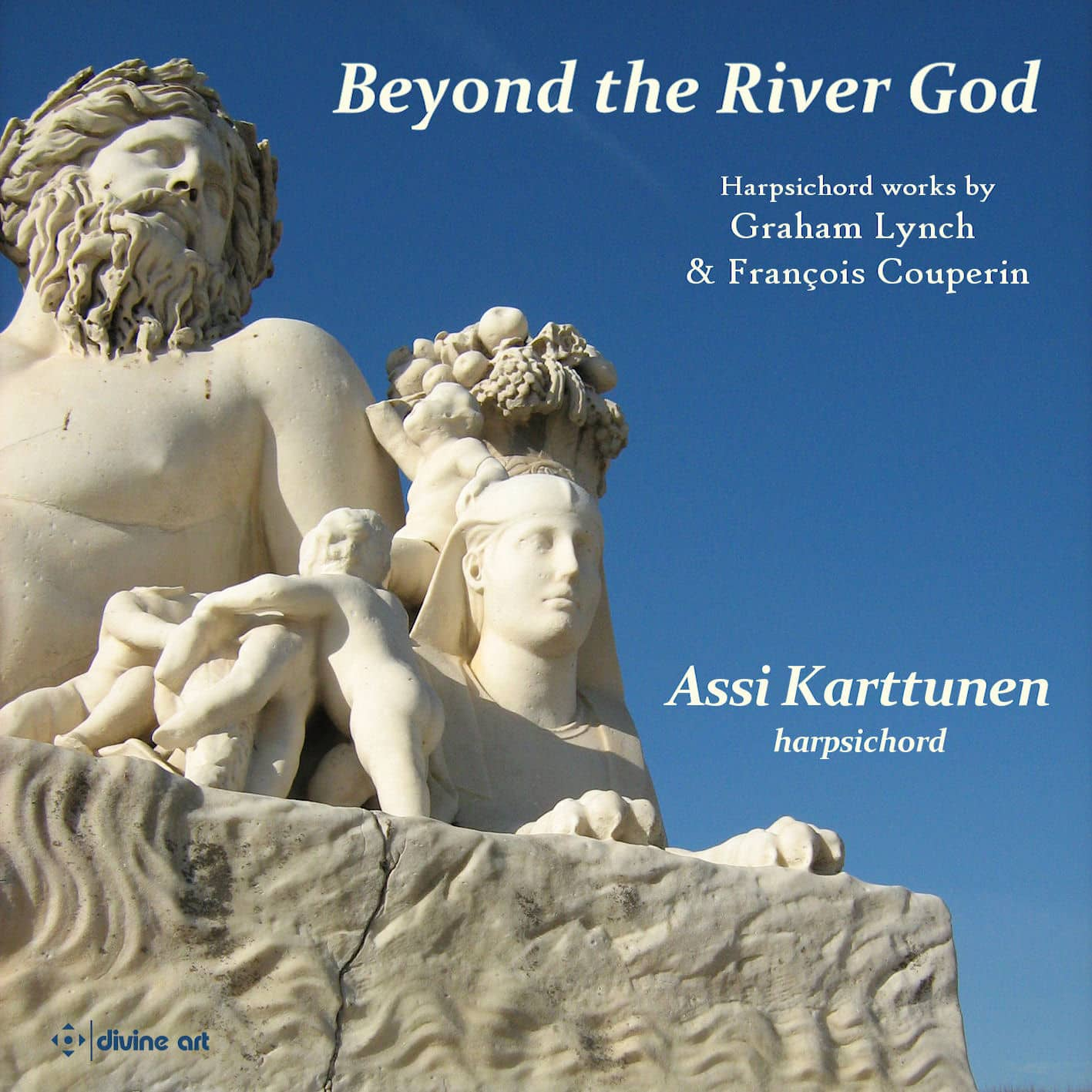 Beyond the River God: music for harpsichord