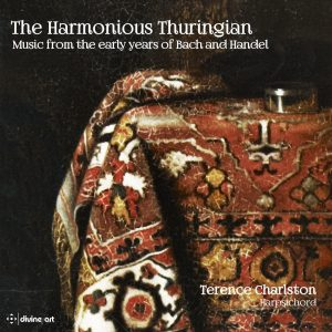 The Harmonious Thuringian (Harpsichord)