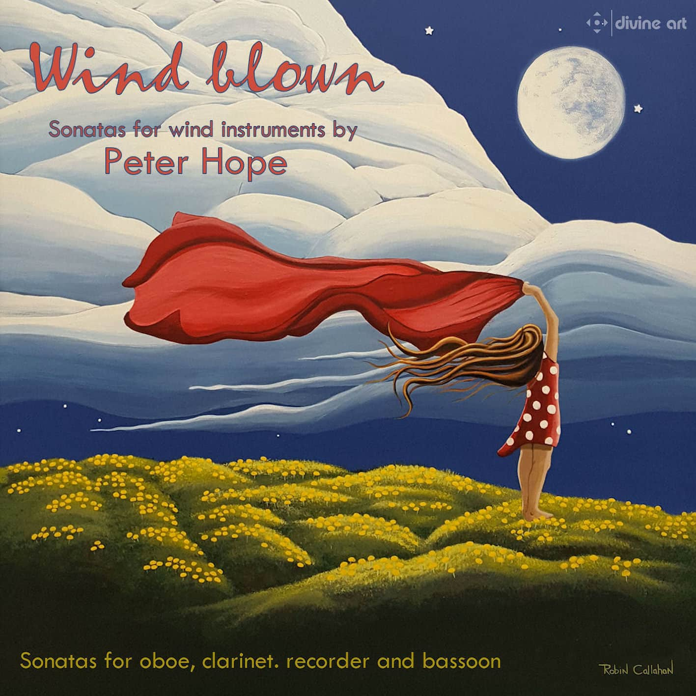 Wind Blown - Sonatas for Wind Instruments