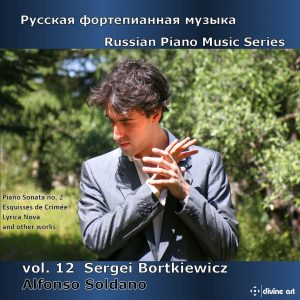 Russian Piano Music volume 12 - Sergei Bortkiewicz