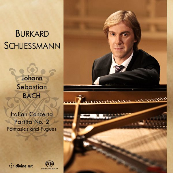 Bach: Keyboard Works (SACD)