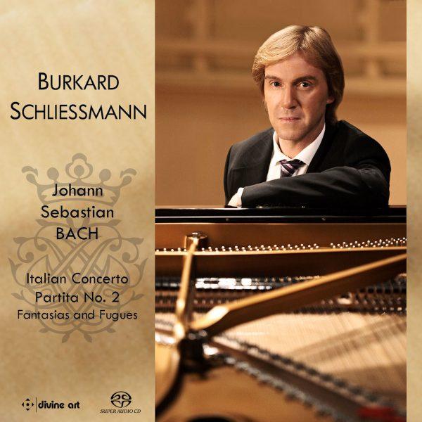 Bach: Keyboard Works (SACD)