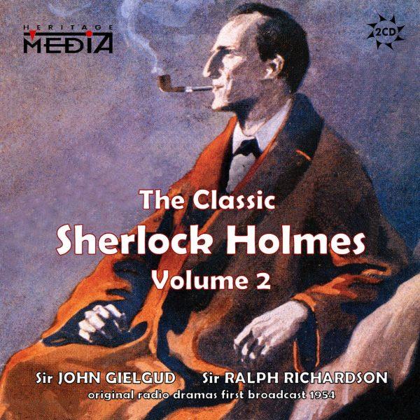 The Classic Sherlock Holmes, vol. 2 (2CD)