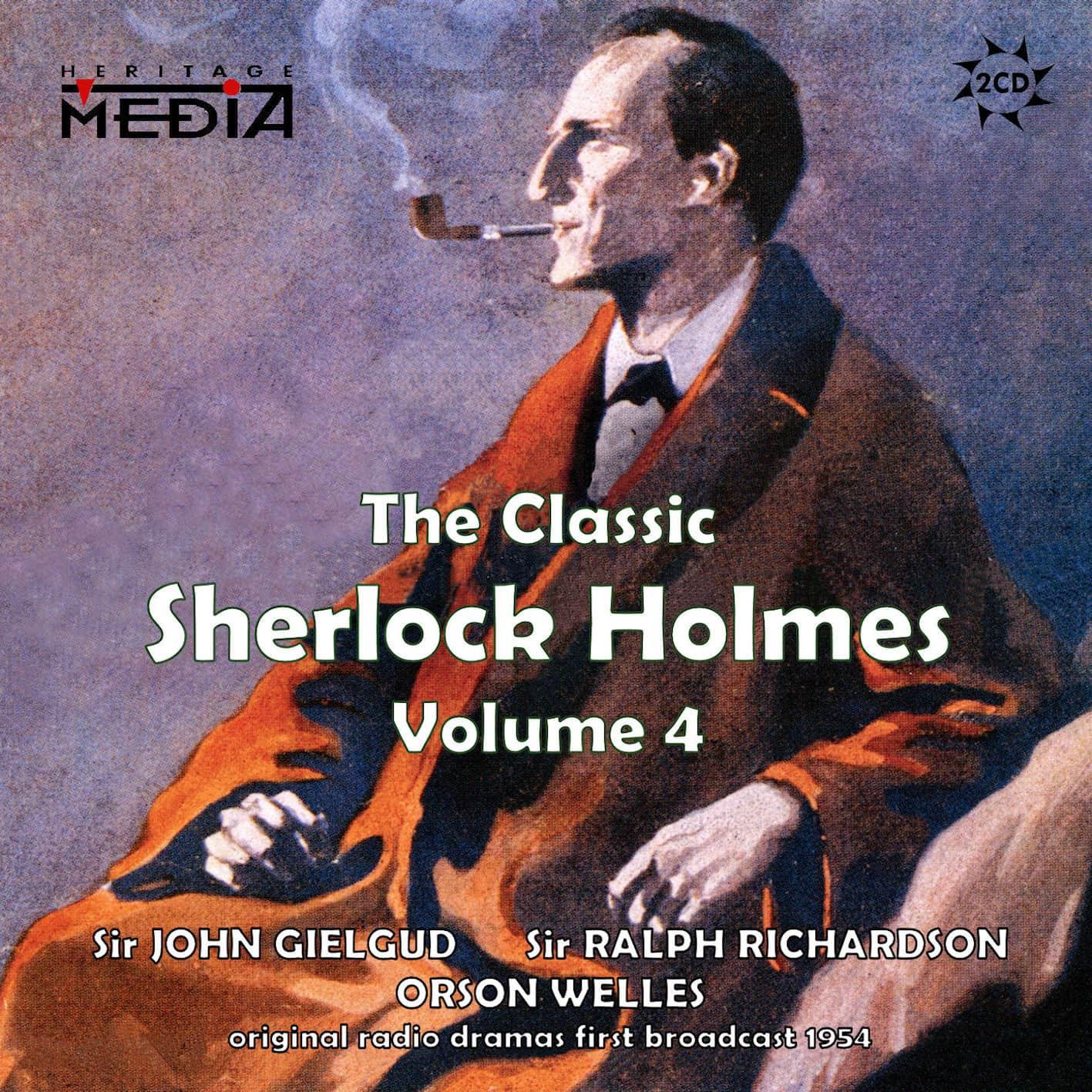 The Classic Sherlock Holmes, vol. 4 (2CD)