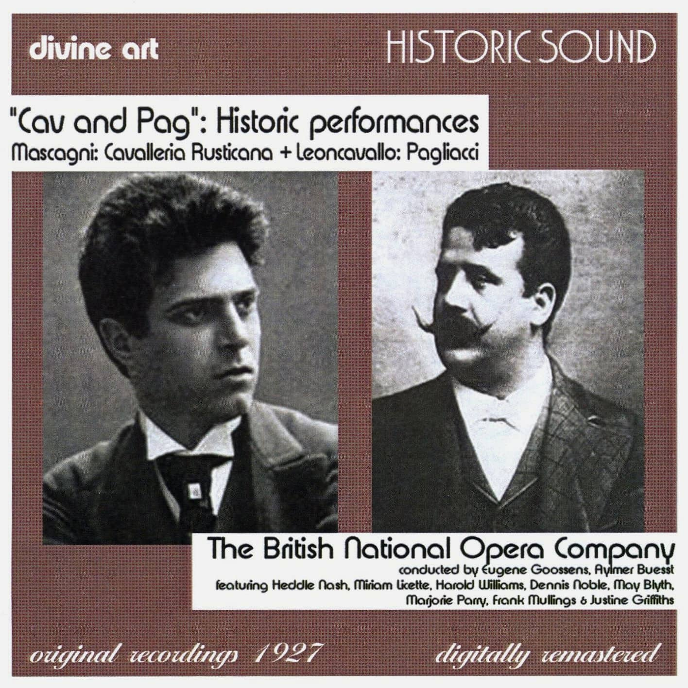 CAV and PAG (2 CD set)
