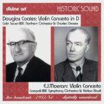 Coates and Moeran: Violin Concertos