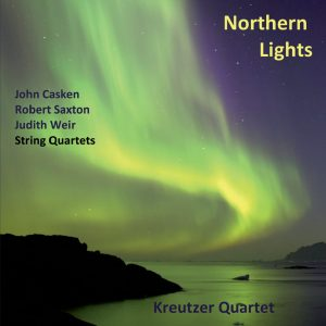 Northern Lights - modern British String Quartets