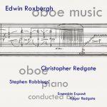 Edwin Roxburgh: Oboe Music