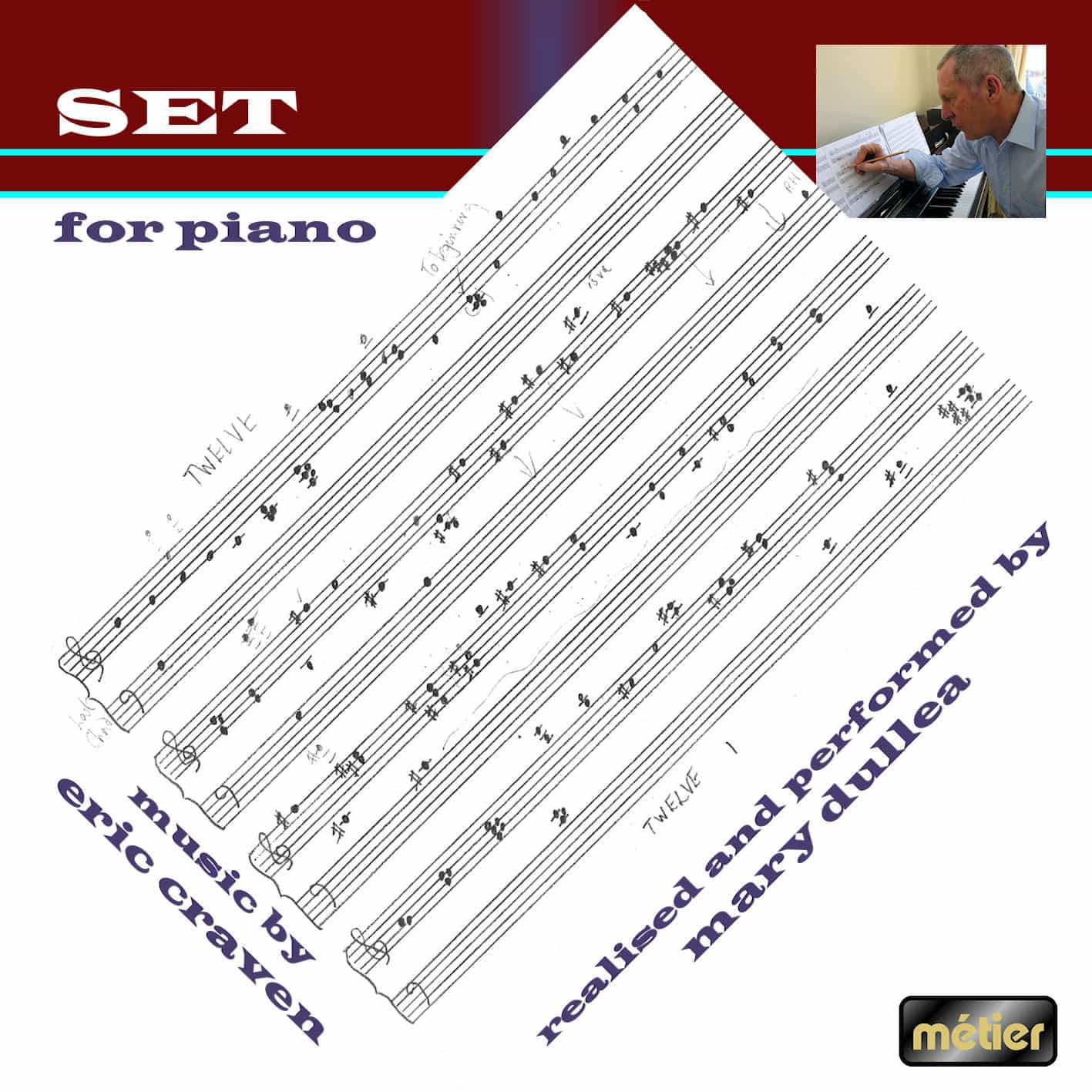 Eric Craven: Set for Piano