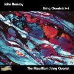 John Ramsay - String Quartets 1-4