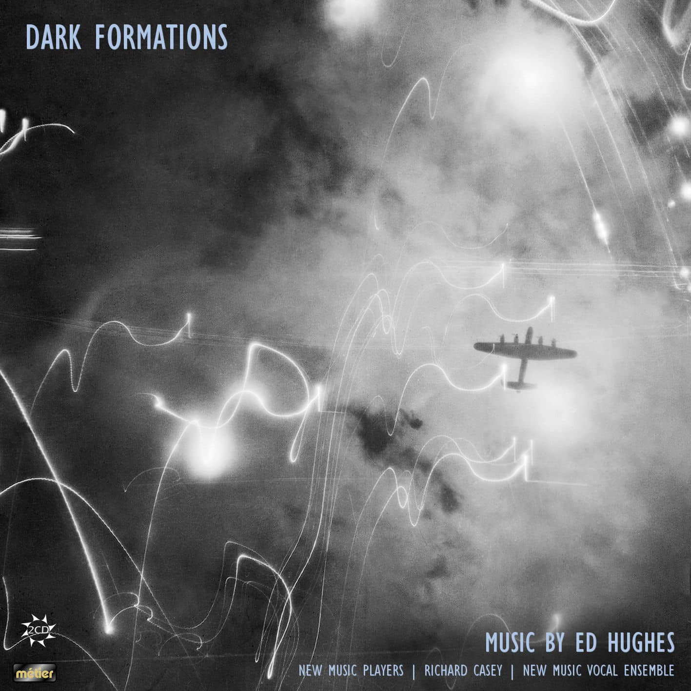 Dark Formations - Music by Ed Hughes
