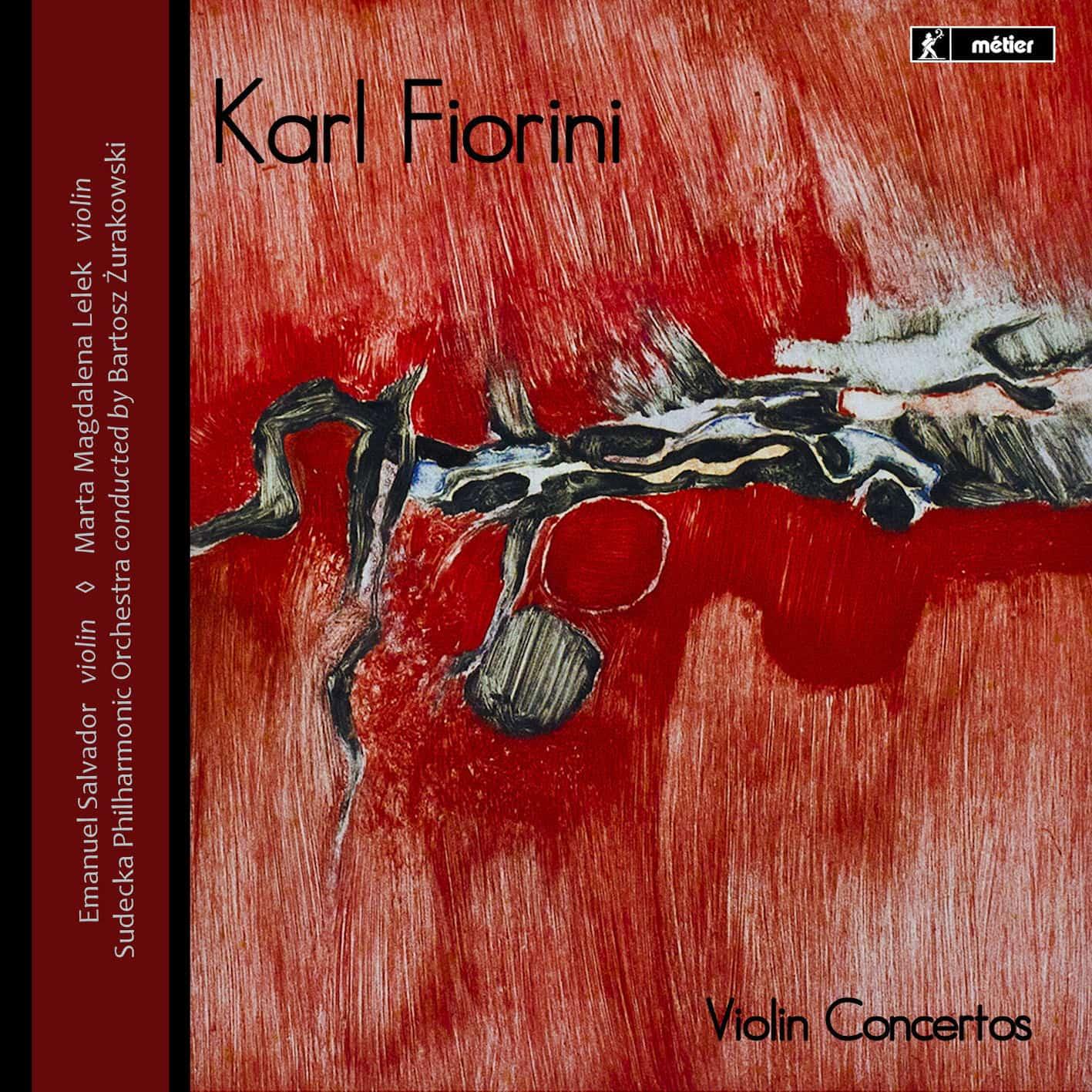 Karl Fiorini: Violin Concertos