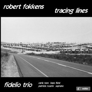 Tracing Lines - music by Robert Fokkens