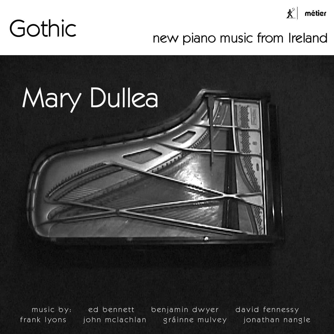 Gothic: New piano music from Ireland