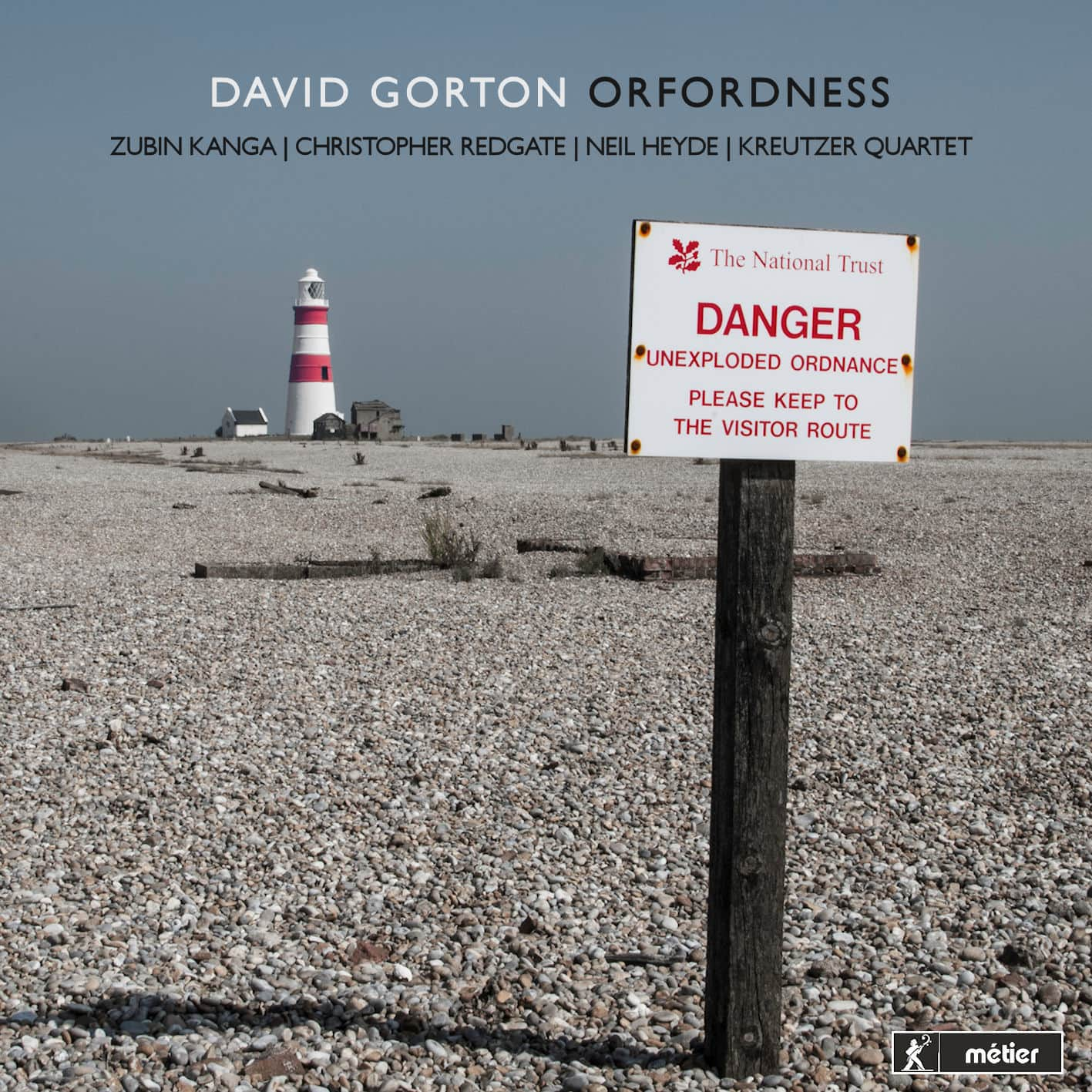 Orfordness: Music by David Gorton