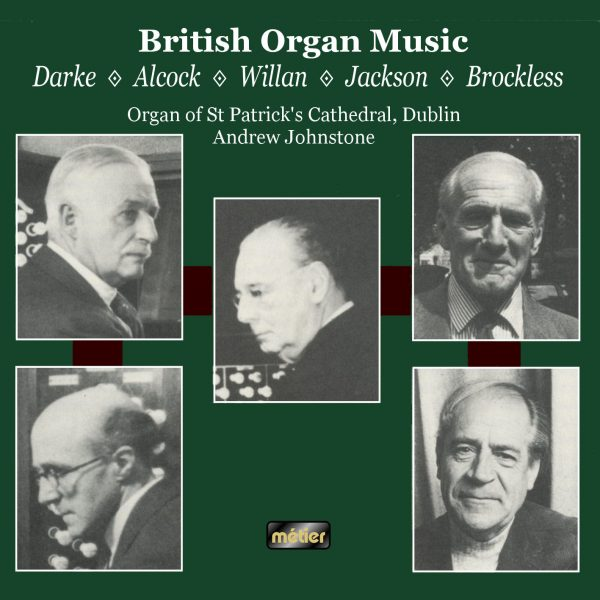 British Organ Music