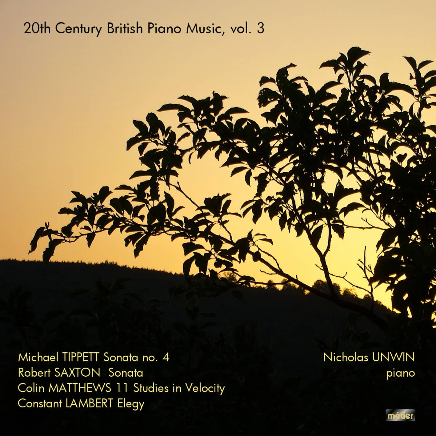 20th Century British Piano Music, vol. 3