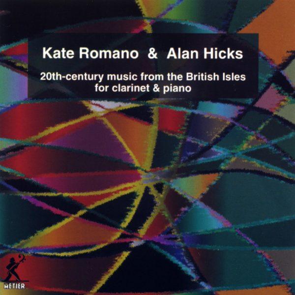 British Music for Clarinet and Piano
