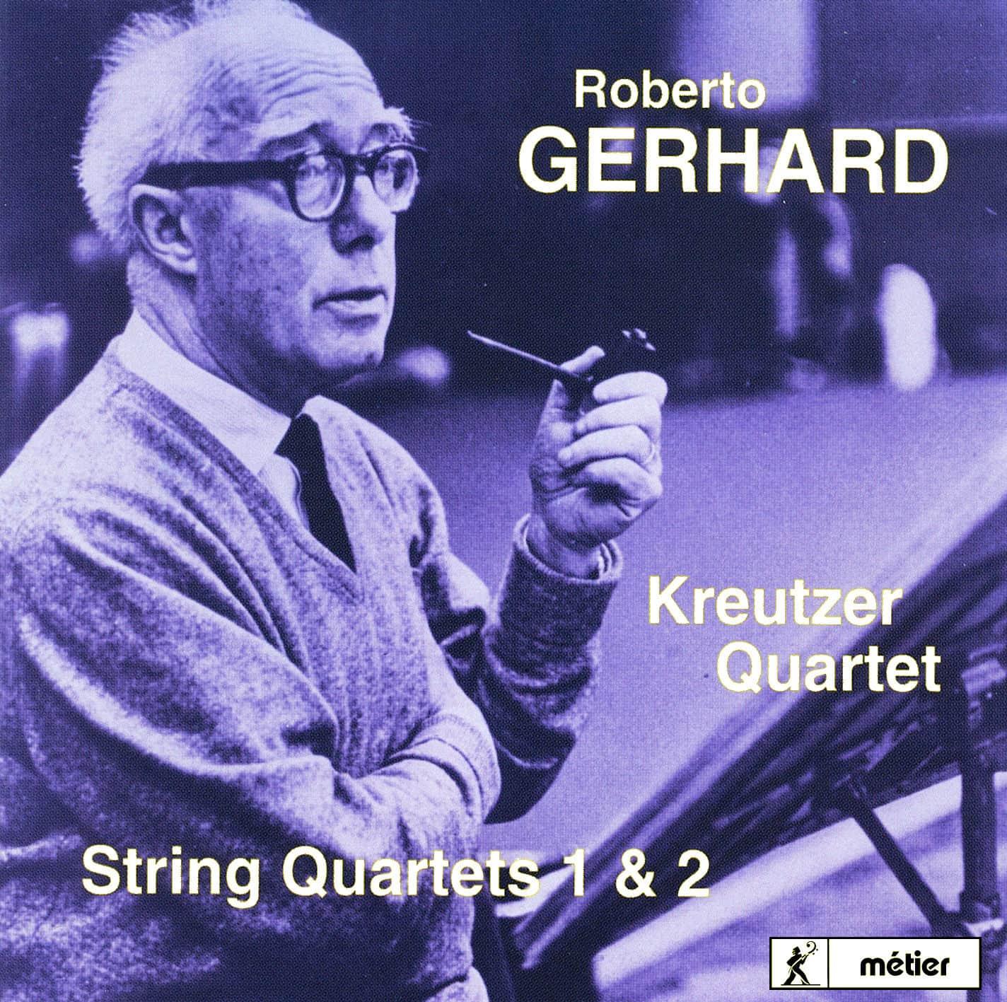 Gerhard: String Quartets