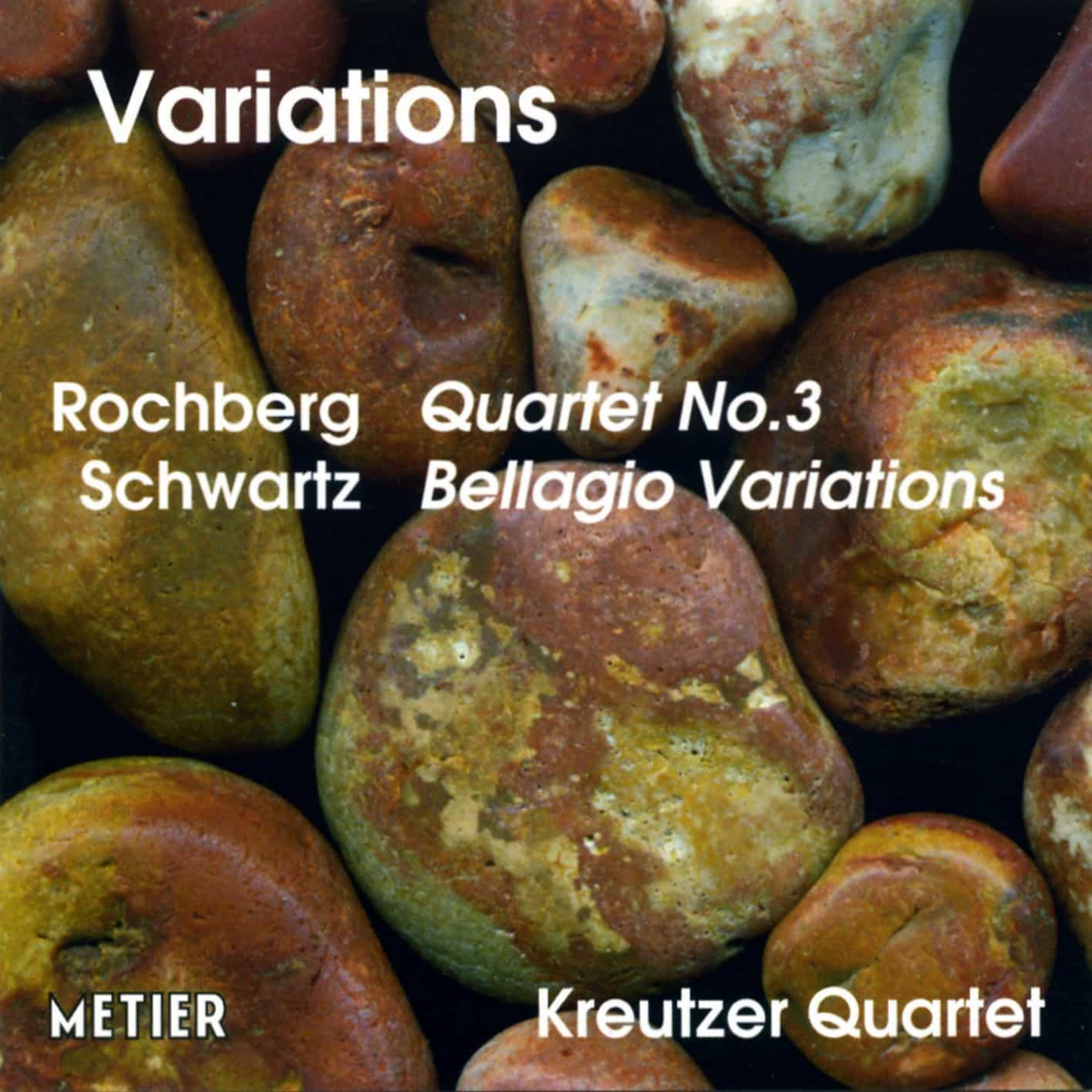 "Schwartz & Rochberg: ""Variations"""