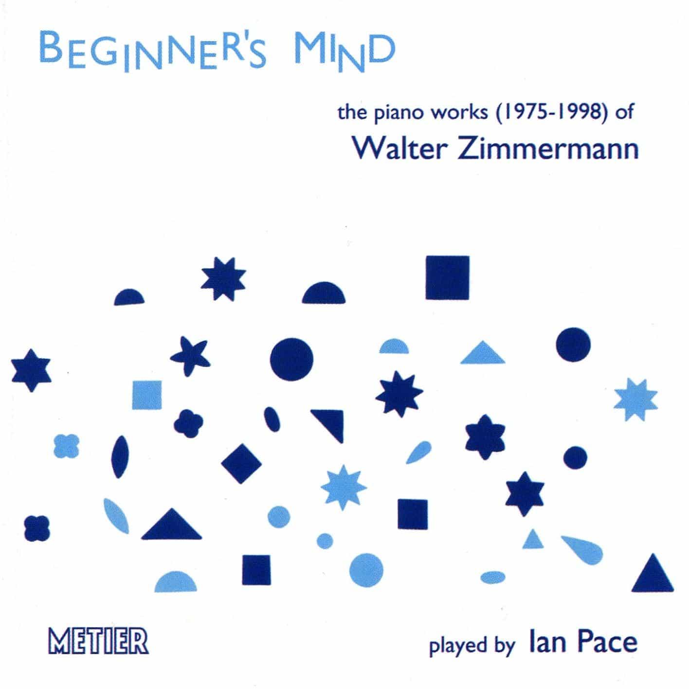 Zimmermann: Beginner's Mind (2CD)