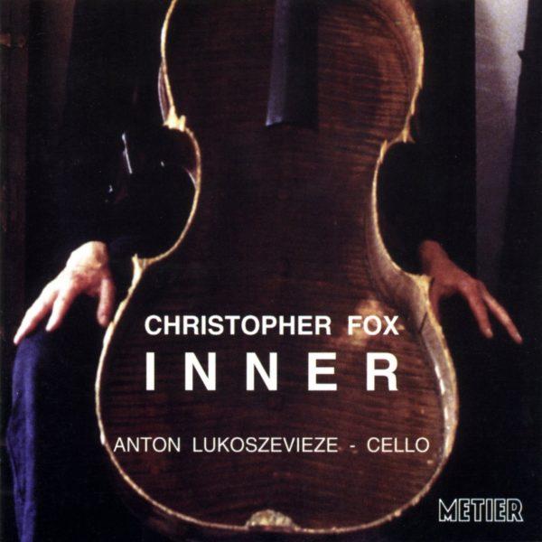 "Christopher Fox ""inner"" solo cello music"