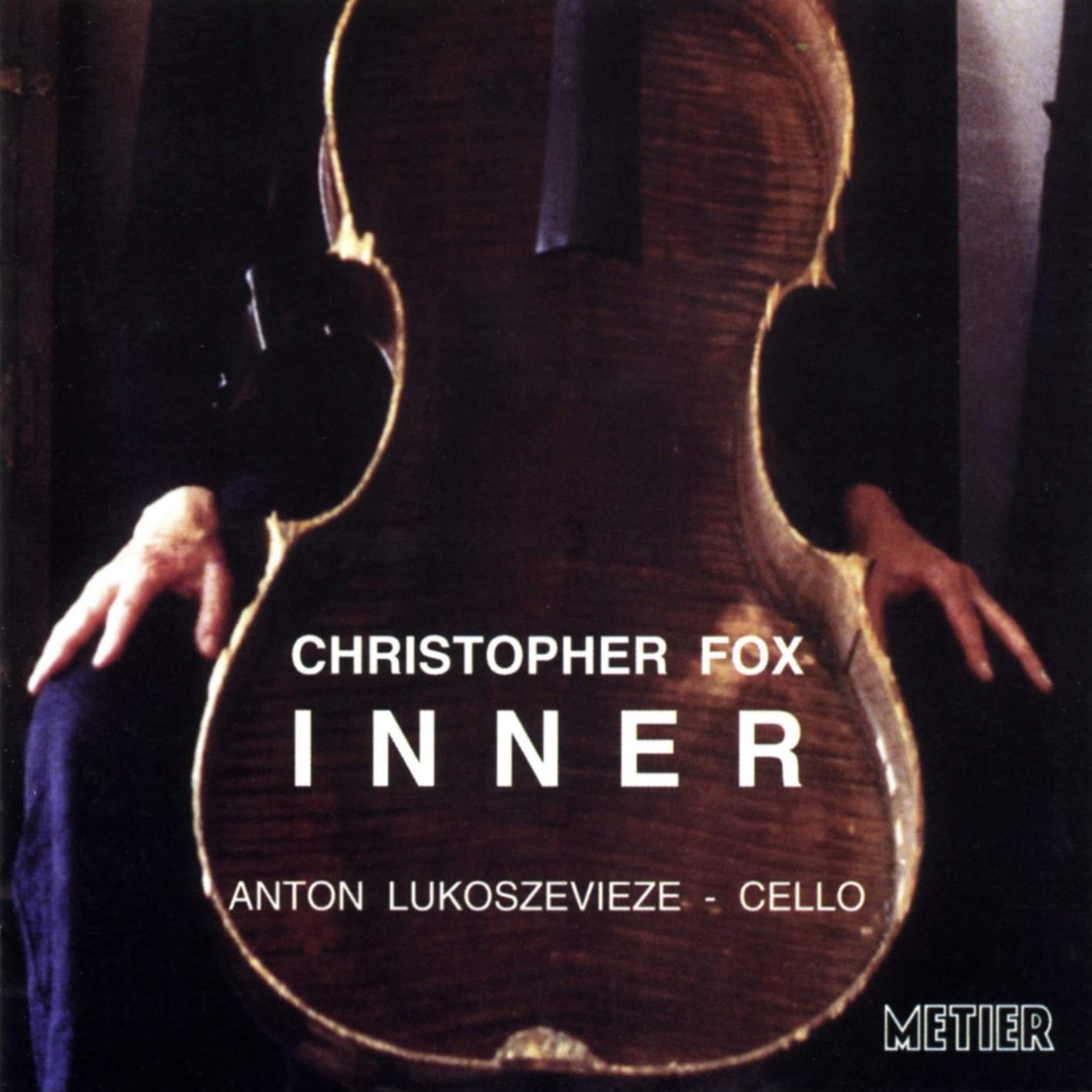 "Christopher Fox ""inner"" solo cello music"