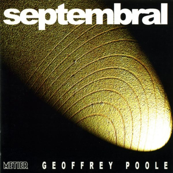 Geoffrey Poole - Septembral