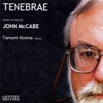 Tenebrae: Piano Music by John McCabe
