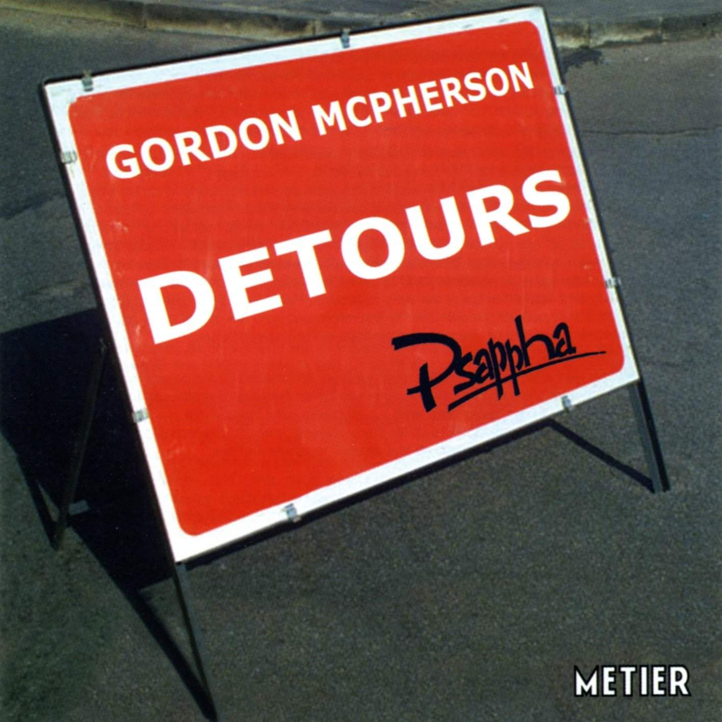 Gordon McPherson: Detours (2CD)
