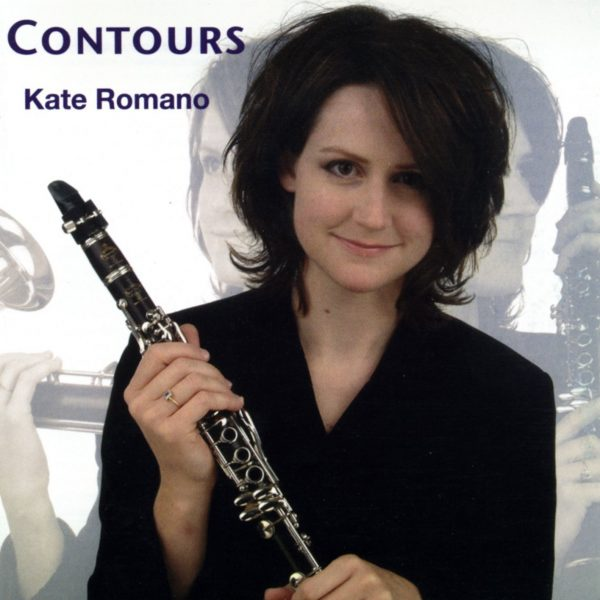 Contours - music for clarinet