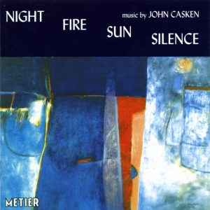 Night Fire Sun Silence - music by John Casken