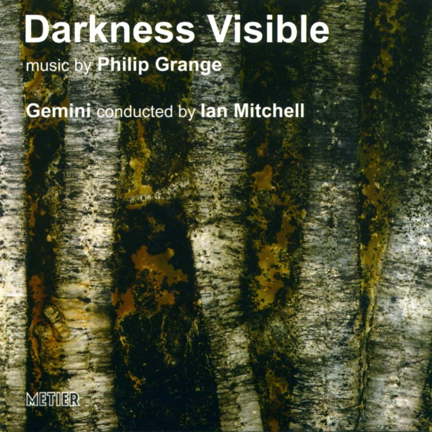Philip Grange: Darkness Visible