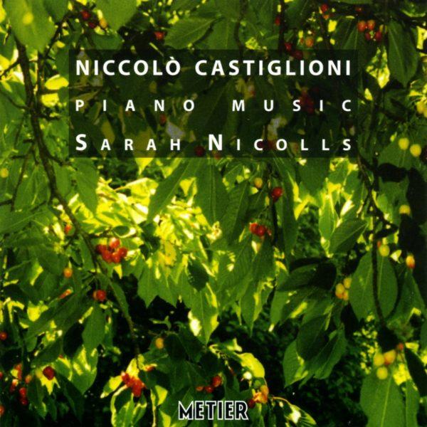 Castiglioni: Piano Music