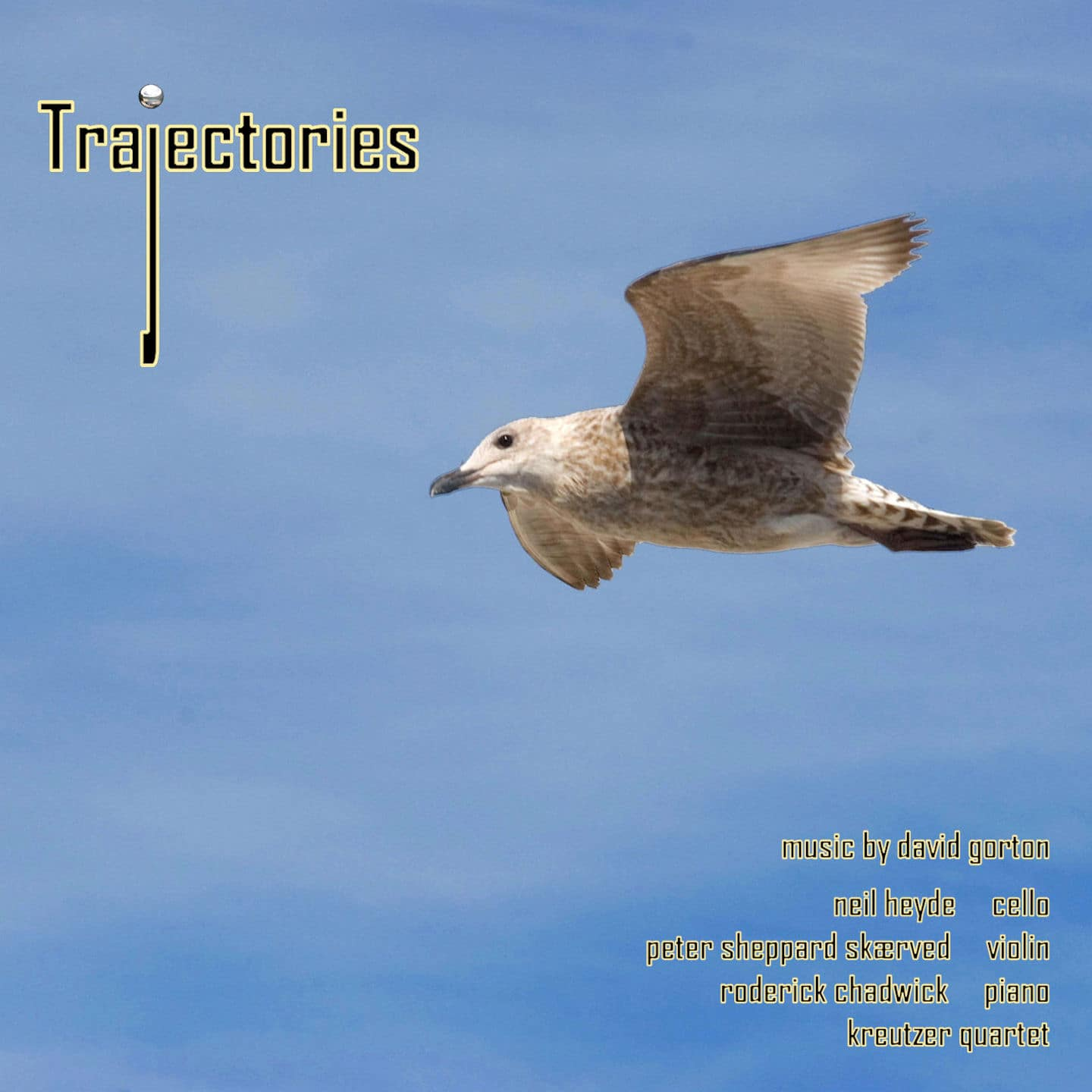 Trajectories - Music by David Gorton