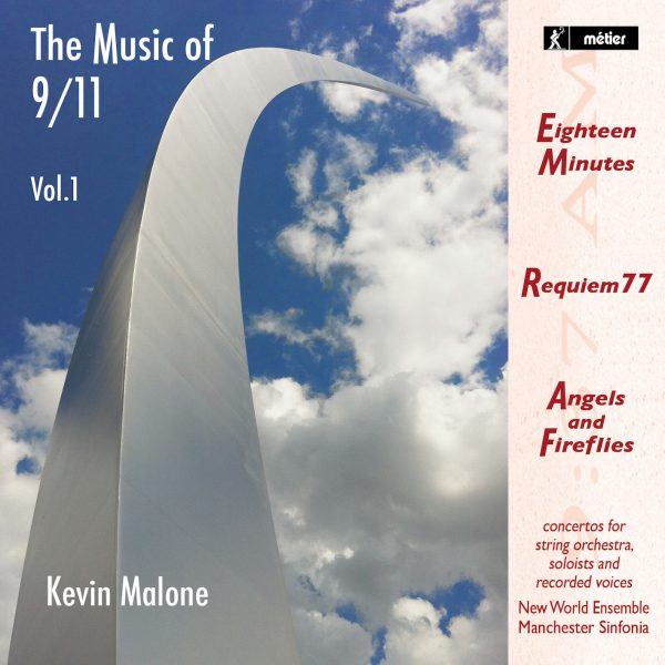 Music of 9/11, volume 1