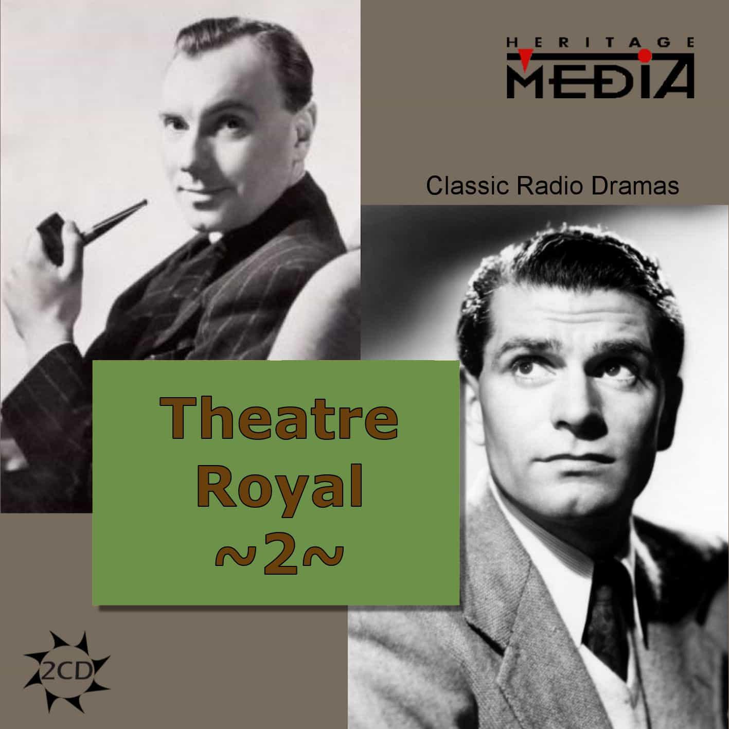 Theatre Royal vol. 2 - American Classics II (2CD)