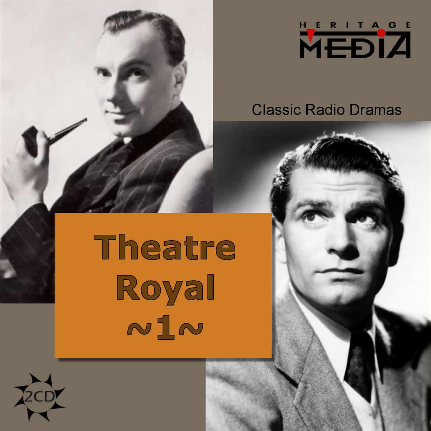 Theatre Royal vol. 1 - American Classics I (2CD)