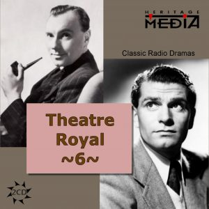 Theatre Royal vol. 6 - RL Stevenson & HG Wells (2CD)