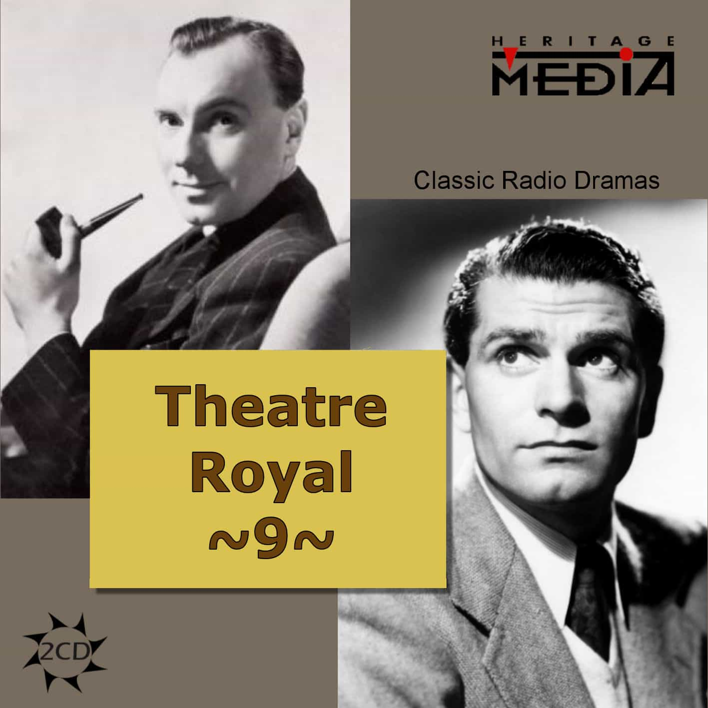 Theatre Royal vol. 9 - British & Irish Classics III (2CD)