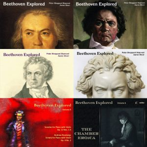 Beethoven Explored Vols.1-6