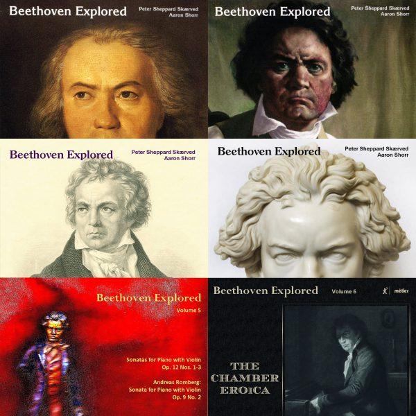 Beethoven Explored Vols.1-6