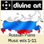 Russian Piano Music, Vols. 1-11